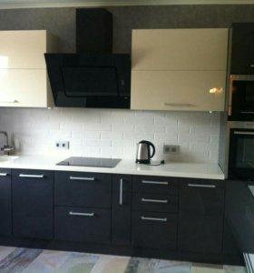 Кухни и корпусная мебель под заказ.