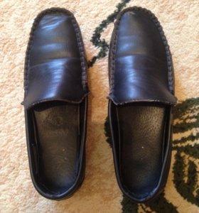 Туфли кожаные р-р 34