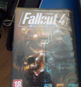 Диск с игрой Fallout 4