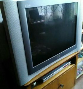 "Телевизор JVC 27"""