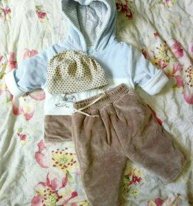 Костюм. Верхняя одежда для мальчика.