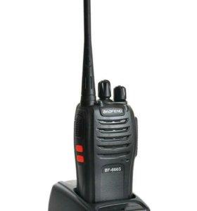 радиостанцию ( рацию ) Baofeng 666S