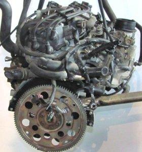 Двигатель Nissan CG13DE в разборе