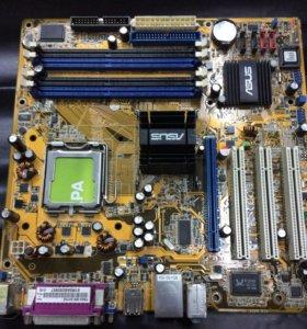 Asus P5GV-MX (s775)