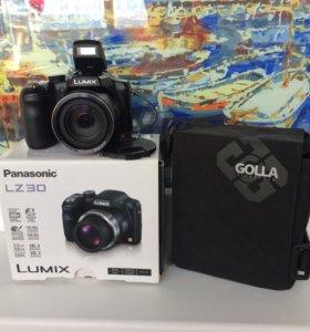 Цифровая фотокамера LUMIX LZ30 + фотосумка