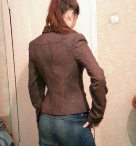Юбка джинсовая benetton