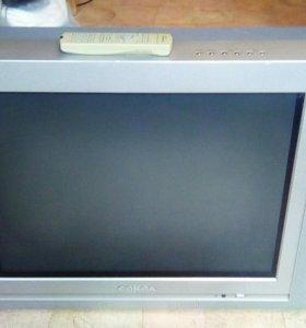 Телевизор, диагональ 72см.