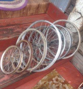 Велосипеды колёса