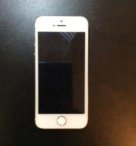 iPhone 5s sliver ( на запчасти )