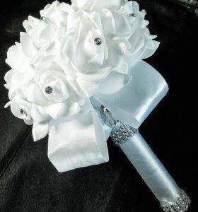 Свадебный букет-дублер из фоамирана