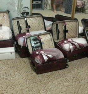 Оформление чемодан