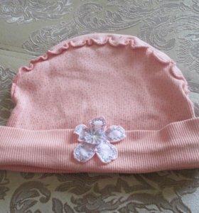 шапочка на девочку