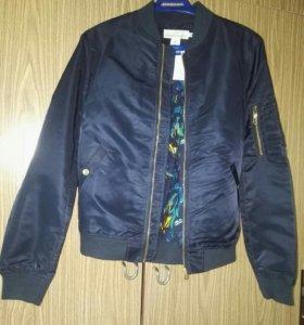 Куртка унисекс H&M(НОВАЯ)