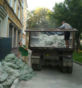 Вывоз строй/мусора