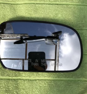 Зеркальный элемент на Daewoo Nexia