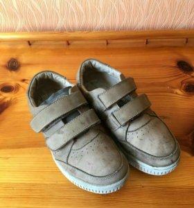 Ботинки д/мальчика кожа р.37 фирма КАPIKA