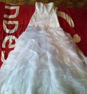 Новые свадебные платья в наличии