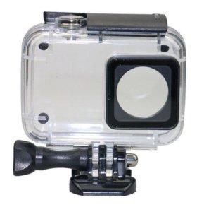 Waterproof аквабокс для Xiaomi Yi 4K черный