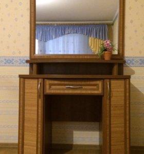 """Стол туалетный (макияжный)""""Лазурит"""""""