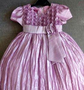 Платье на девочку 2-х лет