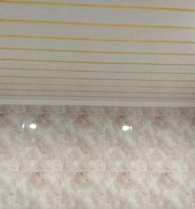 Ванная панелями ПВХ