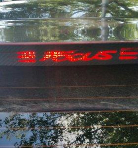 Наклейка на форд фокус 2( хетчбек )