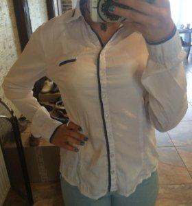 Белая Блуза.