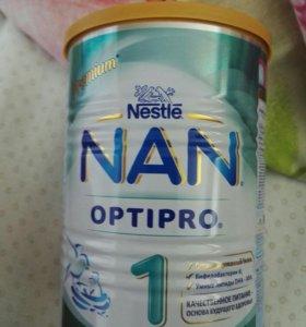 Смесь нан, новая не открытая