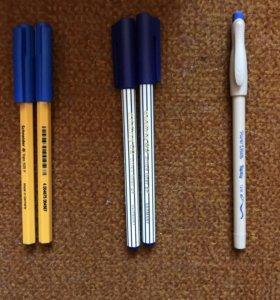 Новые Ручки