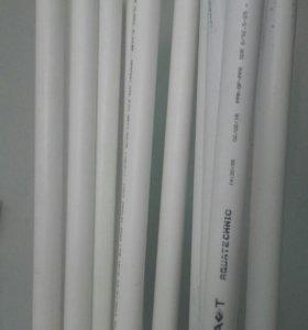 Трубы полипропиленовые 25