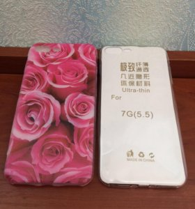 Чехлы iPhone  7 Plus