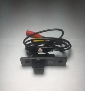 Камера заднего вида Skoda Octavia A4