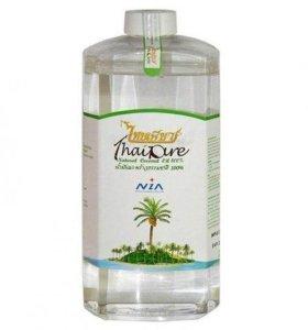 Натуральное кокосовое масло. Косметика из Таиланда