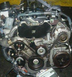 Двигатель Nissan CGA3DE в разборе