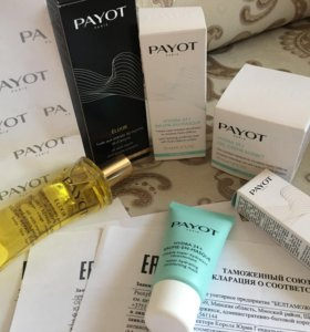 Payot Paris крем косметика