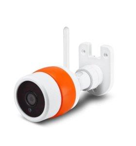 Wi-FI камера видеонаблюдения с записью
