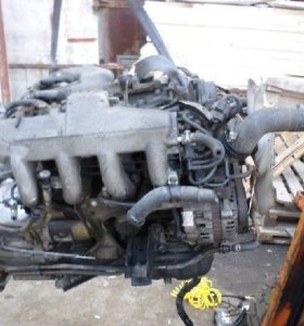 Двигатель Nissan F8 в разборе