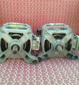 Электро мотор для стиралки индезит