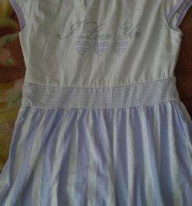 Детские платья б/у
