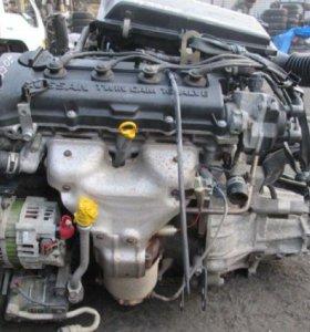 Двигатель Nissan GA15DE в разборе