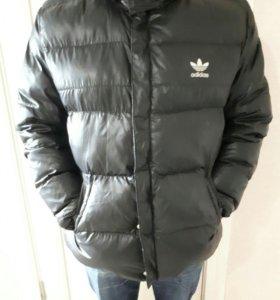 Зимний пуховик Adidas Original