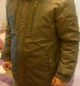 Куртка зимняя 52 р-р