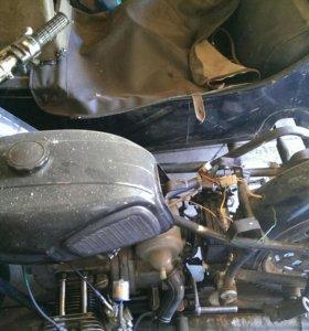 Мотоцикл Днепр-11 запчасти Цивильск
