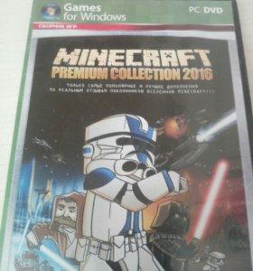 Компьютерная игра minecraft с модами