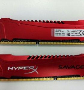 Kingston HyperX Savage 4гб
