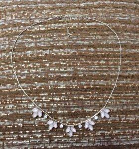 Бижутерия:ожерелье от H&M