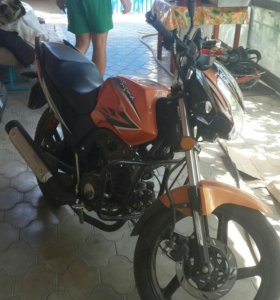мотоцикл Sigma Sport