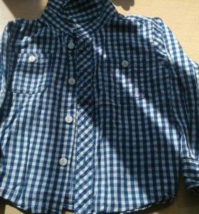 Детская рубашка