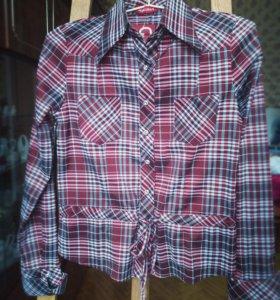 НОВЫЕ рубашка, джемпер, блуза, юбка-тюльпан, брюки