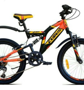 20'' Cubus 240 велосипед подростковый